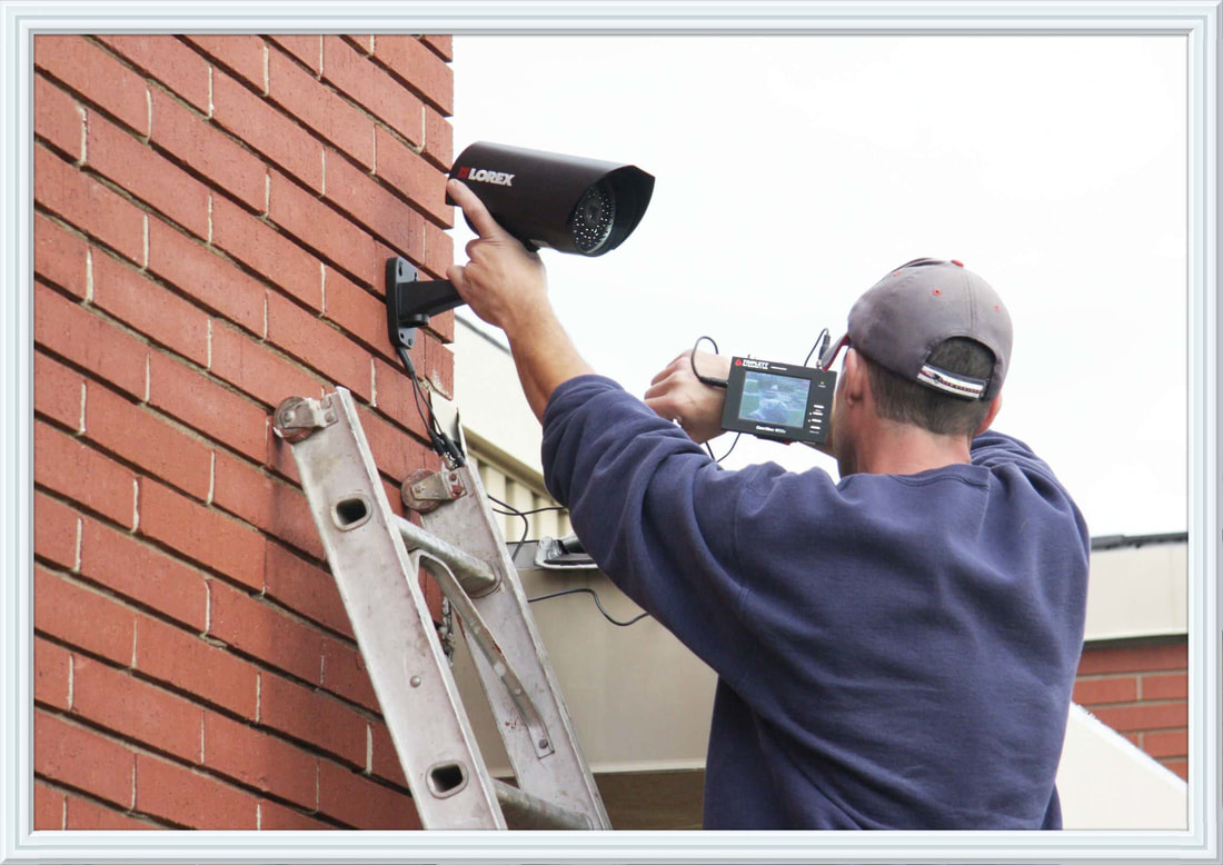Security Camera Repair Los Angeles CA